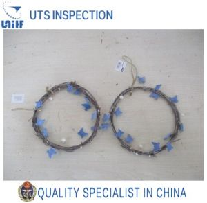 Professional Quality Control and Inspection Service in China- Grass Nest Decor