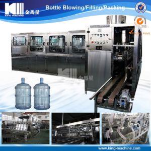 Hot Sale 5 Gallon Water Bottle Filling Production Plant pictures & photos