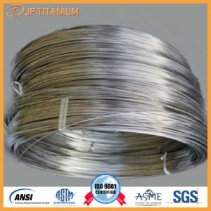 Jp-Ti Gr7 Titanium Wire/Welding Wire for Industry pictures & photos