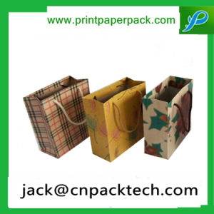Wholesale Luxury Printing Paper Shopping Bag with Logo pictures & photos