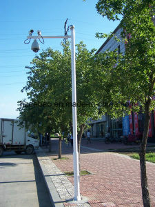 Traffic Signal Galvanized Steel Camera Pole pictures & photos