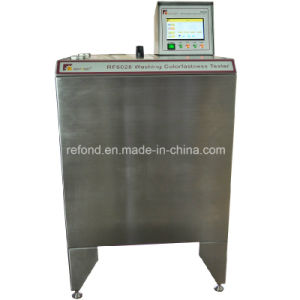 Washing Color Fastness Testing Machine (Small capacity) --Touchscreen Control