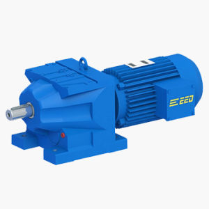 Single Stage Helical Gear Motors pictures & photos