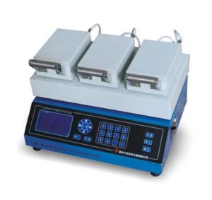 Testing Machine for Colour Fastness to Ironing and Sublimation pictures & photos