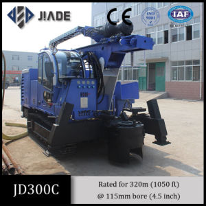 Jd300c 300m Depth Crawler Mounted Geothermal Drilling Rigs with Cabin pictures & photos