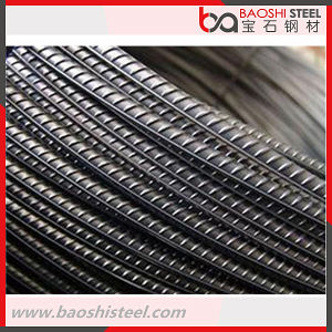 Carbon Steel Wire Type, 5.5mm Steel Wire Rod pictures & photos