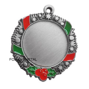 Medal with Blank in The Middle for Sports Equipment pictures & photos