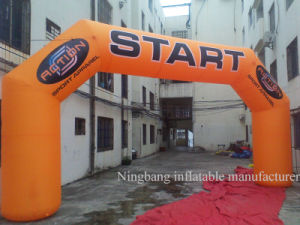 Outdoor Inflatable Arch for Advertising