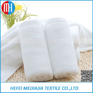 Hot Sale 100% Cotton Textile White Bath Towel Hotel Towels pictures & photos