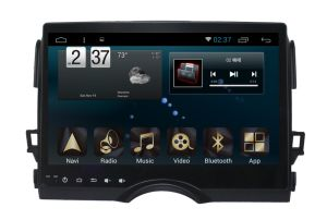 Android 6.0 System GPS Car Navigation for Toyota Reiz 10.1 Inch Touch Screen with Bluetooth/WiFi/TV/MP4