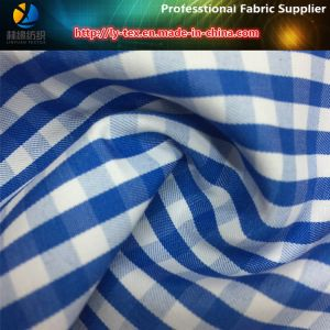 T/C Shirt Fabric, Yarn Dyed Check Fabric for Shirt pictures & photos
