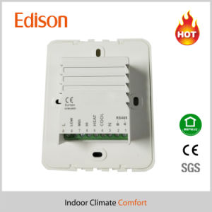 Fan Coil RS485 Modbus Programmable Room Thermostat pictures & photos
