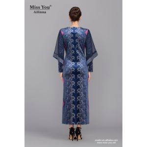 Miss You Ailinna 801895 Ethnic Beautiful Long Maxi Dress pictures & photos
