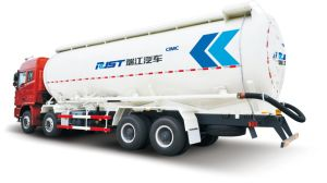 49m3 Powder Tank Semi Trailer with Three Axles pictures & photos