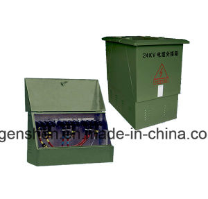 Dfw 10kv 24kv 35kv Series Outdoor High Voltage Cable Branch Box/Electrical Junction with Sf6 Insulation Load Switch pictures & photos