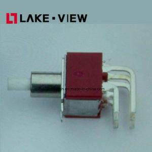 SGS Sub-Miniature Button Midium-Size Bolt Toggle Switch pictures & photos