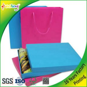 Custom Printing Factory Underware Clothing Shopping Carrier Bags pictures & photos