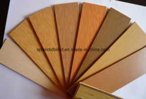 50mm High Profile Wood Blinds (SGD-W-6015) pictures & photos