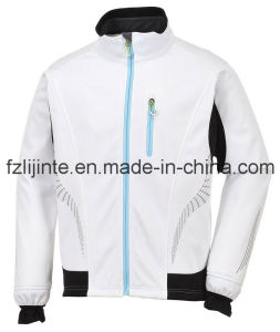 Men′s Knitted Lightweishgt Cycle Jacket pictures & photos