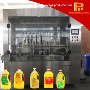 Inline Intellectural Pneumatic Type Viscous Liquid Filling Machine pictures & photos
