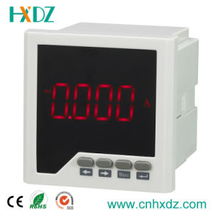 LED Single Phase Multifunctional Power Meter pictures & photos