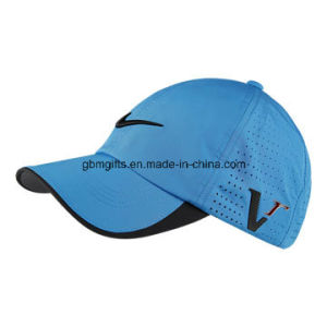 Baseball Cap with Embroidery and PVC Embossed pictures & photos