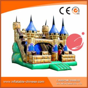 Inflatable Moonwalk Toys Jumping Castle for Outdoor Event (T2-602) pictures & photos