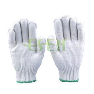 2017 Hot Sale 7 Gauge Cotton Gloves, 35g-70g Safety Glove/Work Glove pictures & photos