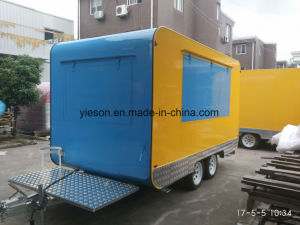 Mobile Vendor Van for Sale Saudi Arabia pictures & photos
