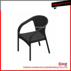 Unique Design/Elegant Plastic Injection Arm Chair Mould pictures & photos