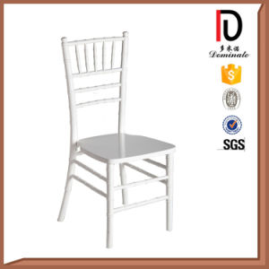 White Wedding Resin Chiavari Chairs for Outdoor Usage pictures & photos
