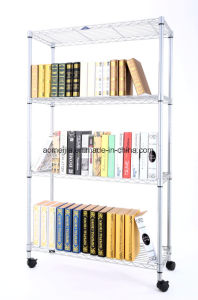 Amjh042sw Metal Wire Shelf with Ce Certification pictures & photos