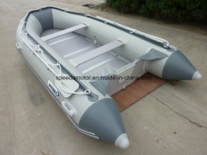 Hot Boat 360 with 6 Persons PVC Inflatable Motor Boat pictures & photos