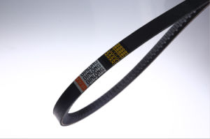 Hot Seller Wedge Raw Edge Cogged Belts for Auto Part pictures & photos