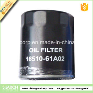 16510-61A02 Auto Spare Part Oil Filter Factory pictures & photos
