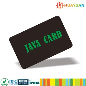 DUAL FREQUENCY RFID Contactless FM1208 CPU JAVA COS card pictures & photos