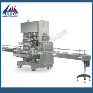 Guangzhou Fuluke Automatic Filling Machine, Liquid Cosmetics Bottling Line, Filler pictures & photos