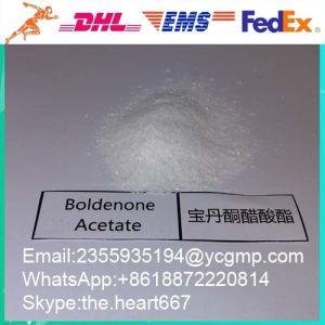 Factory Direct Boldenone Acetate CAS 2363-59-9 for Bodybuilding CAS: 2363-59-9 pictures & photos