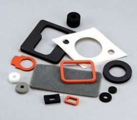 Colored 3m Self Adhesive Closed Seal Round Square EVA PU Neoprene Seal Foam Washer /Gasket pictures & photos