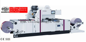 Roll to Roll Hot Foil Stamping Machine for Non-Woven Handbag pictures & photos