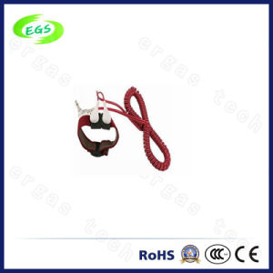 Anti-Static Cleanroom Metal Fixed Wrist Strap Coated with Supplier pictures & photos