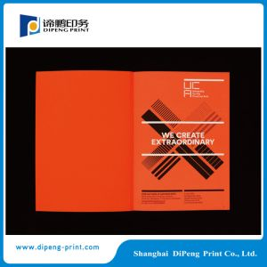 Offset Printing Magazine with Dust Jackets pictures & photos