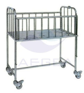 AG-CB005 Hospital Bed Prices of Medical Supplies Baby Crib pictures & photos