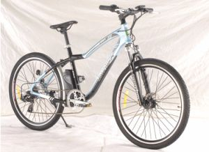 "26""Lithium Battery Electric Mountain Bike (LWEB-L2610) pictures & photos"