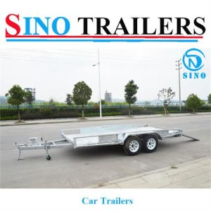 Great Load Towed Car Carrier Trailer