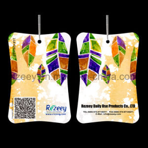 Car Paper Air Freshener (RA1183) pictures & photos