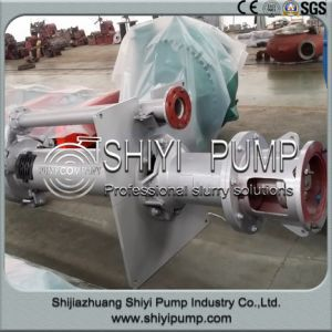 Anti-Abrasion Mineral Concentrate Slurry Vertical Sump Pump Manufacturer pictures & photos