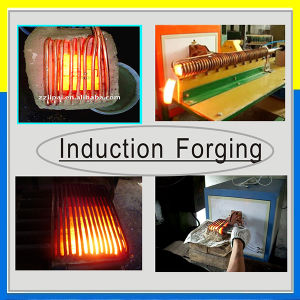 Used Steel Pipe Forging Induction Furnace Medium Frequency Furnace pictures & photos