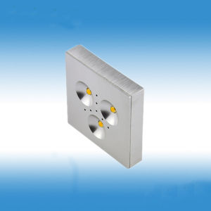 3W 12VDC Square LED Cabinet Light pictures & photos