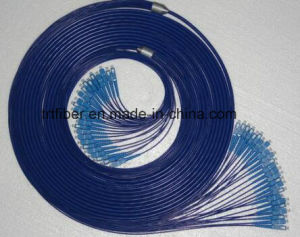 Armoured Fiber Optic Patch Cord FC-Sc Singlemode Cable pictures & photos